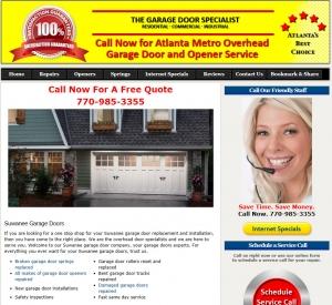 Suwanee Garage Doors