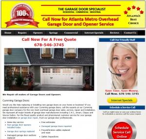Garage Doors of Cumming