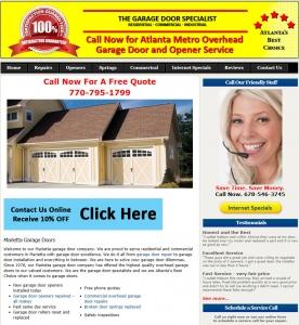 Marietta Garage Doors