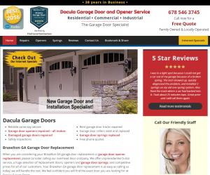 Dacula Garage Doors