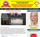 Sandy Springs Garage Doors