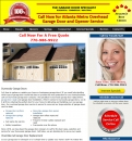 Dunwoody Garage Doors